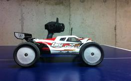 Losi Mini 8ight T RTR with extras