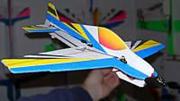 "Name: FOSIRIS28.jpg Views: 196 Size: 59.1 KB Description: 6mm, 1.9lb epp 27"" wingspan, 24g 1700kv,motor, Rhino 610mah 2 cell"