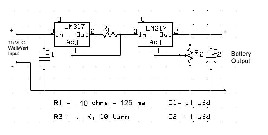 Регулируемый стабилизатор на lm317 своими руками 94