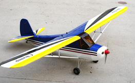 NIB -Nitro planes   Giant Aeronca Champ