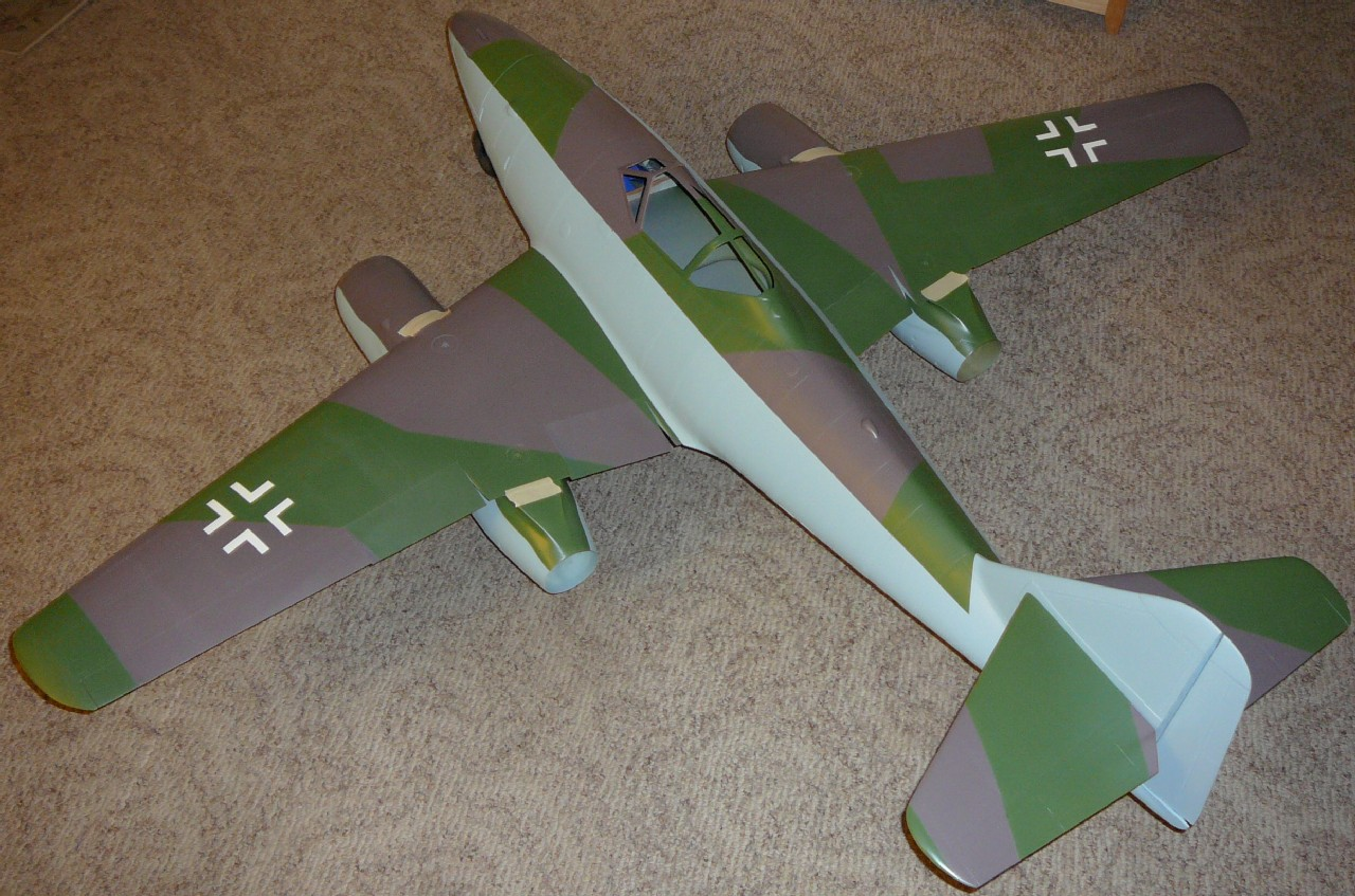 Original Warbird Colors RLM 81/82/76.