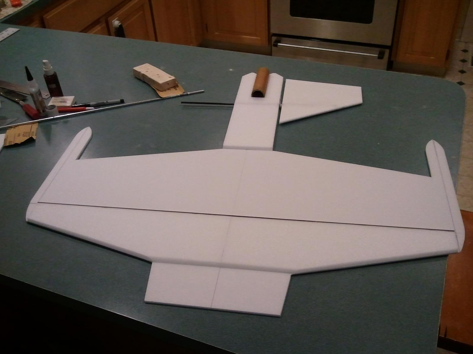 Wing construction