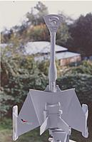 Name: IMG_0020.jpg Views: 17 Size: 88.9 KB Description: Estes Klingon Battlecruiser