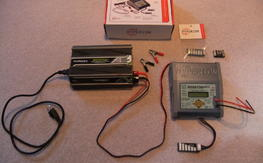 500W /25V Power Supply with Charger