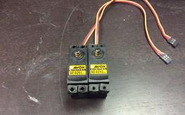 2 Savox SC-0251 Digital High torque Servos