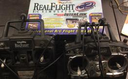 Real Flight Simulator Set..