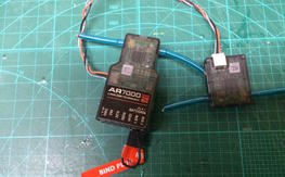 Spektrum AR7000 + Sat