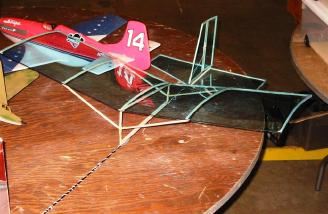 Cindy Malinchak's glider entry.