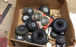 box of tires