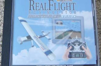 A special edition of RealFlight simulator is included to aid the learning process.