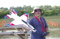Name: f16 001.jpg Views: 83 Size: 37.3 KB Description: Carter and his F-16 before the flight...