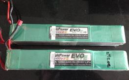 2  Flight Power Evo Lite