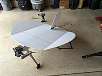 Name: IMG_0766.jpg Views: 26 Size: 608.2 KB Description: It has been fun working on this plane. At this point the carbon fiber in the wing is by far the biggest expense.