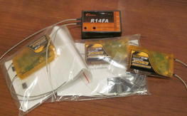 Futaba FASST compatible receivers