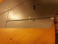 Name: 55 Removed aileron hinges and rehinged.jpg