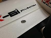 Name: 27 Elevon Control Horn.JPG Views: 17 Size: 445.3 KB Description: