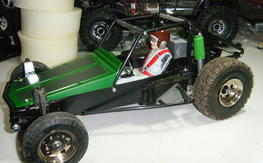 tamiya fast attack vehicle 2wd buggy