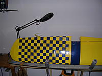 Name: S 109 Left wing checker board.jpg