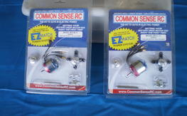 Common Sense RC Outrunner Motors