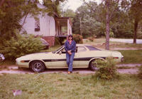 Name: Me & My 73 Charger in 1974 RT.jpg