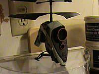 air hogs hawk eye charging instructions