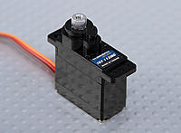 Name: tgy113mg-24763.jpg Views: 11 Size: 146.1 KB Description: These fit with just minor trimming of the stock servo mounts.