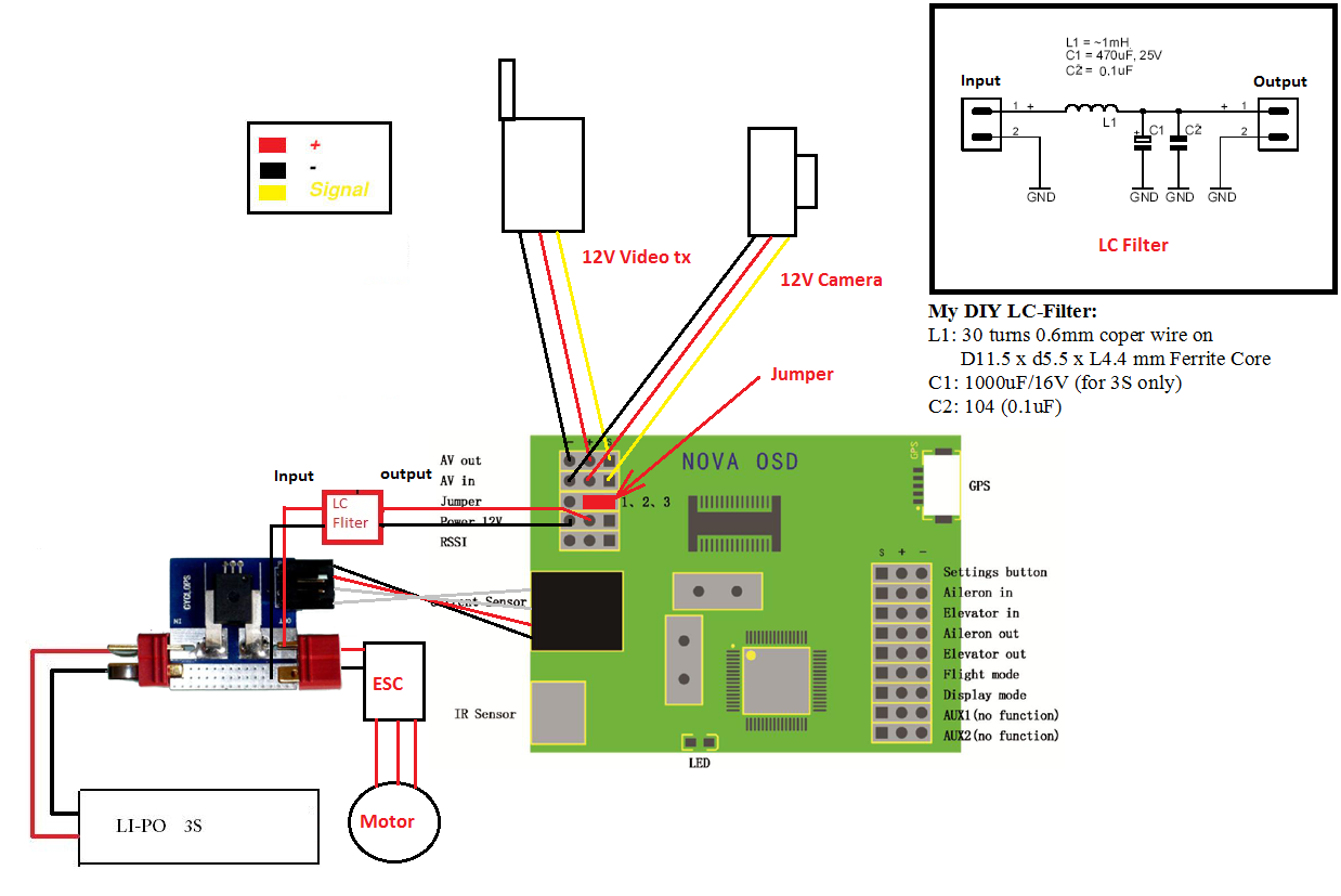 pixhawk osd wiring diagram  pixhawk  get free image about