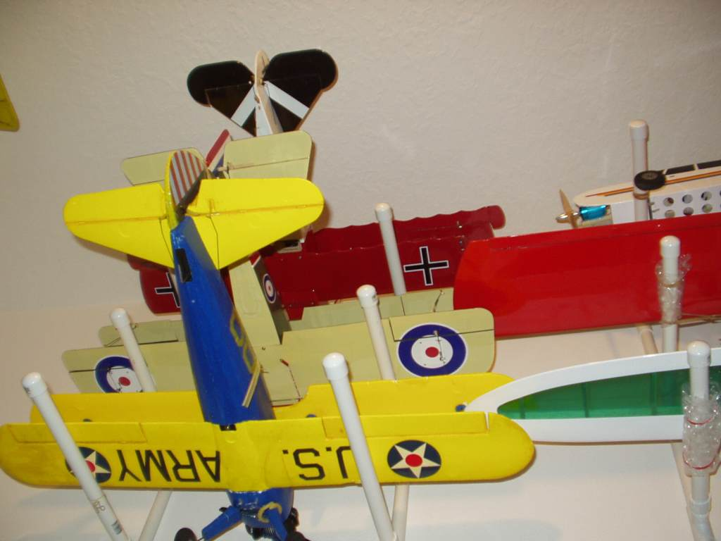 Bi-plane collection!