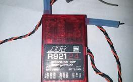 JR R921 9 Channel Receiver