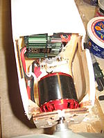 Name: 121114-Kaos-Powertrain.jpg Views: 129 Size: 131.8 KB Description: Motor & ESC clear of nosewheel tiller