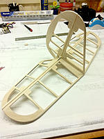Name: Stab and Fin.jpg Views: 27 Size: 441.9 KB Description: The tail group is done and ready for covering. The vertical fin/rudder will be covered before gluing into the stab.