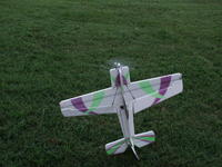 Name: Late Evening foamie flying Dix field 7-18-2009 022.jpg