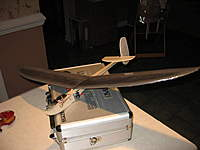 Name: V2.jpg Views: 240 Size: 49.4 KB Description: Version 2 - Fuselage (balsa), wings & tailfeathers (depron foam)