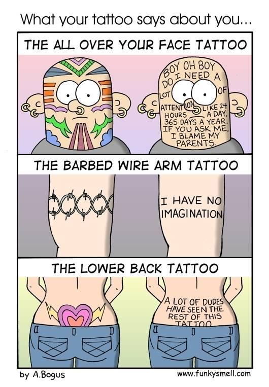 Name: humorous tattoo's....jpgViews: 9,977Size: 75.2 KBDescription: