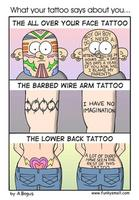 Name: humorous tattoo's....jpg