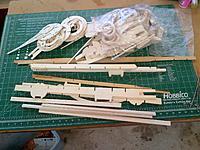 Name: 3-14-2014 B-29 Parts all Cut Out.jpg Views: 18 Size: 710.2 KB Description: