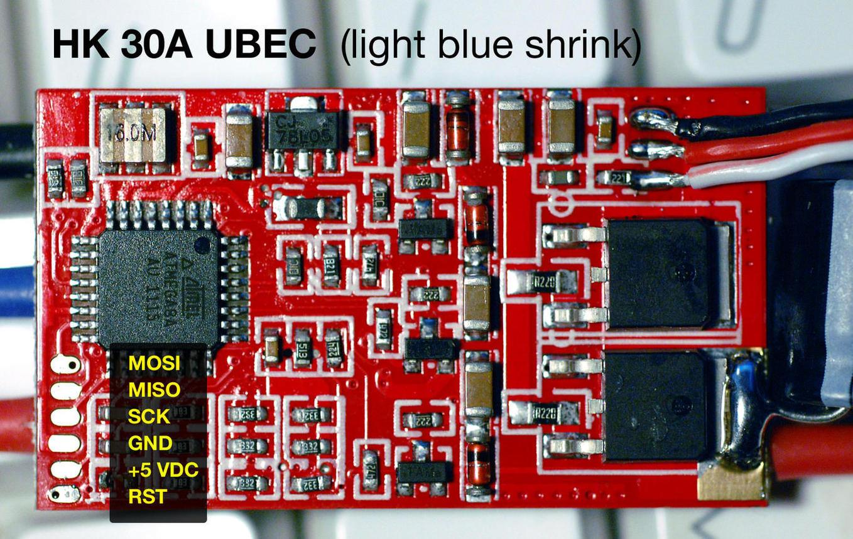 esc flashing tool for esc u0026 39 s with pads