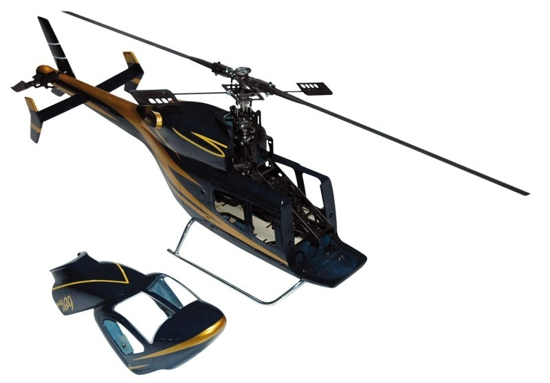 Scale heli bell 429 fuselage for trex 500 page 1 - Runryder rc heli ...