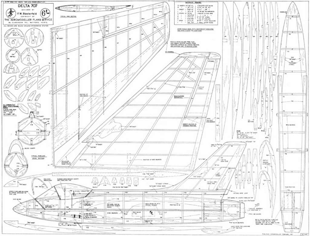 rc airplane wiring diagrams