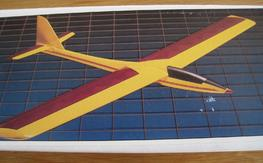 "Bob Martin Talon 50"" wingspan kit NIB"