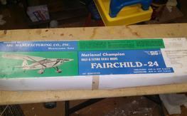 SIG Fairchild 24 Kit