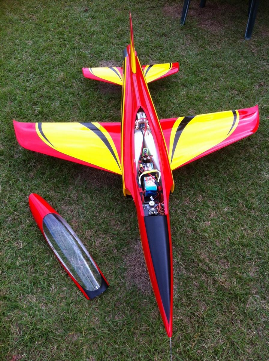 sparky is one of the best flying edf's ive ever flown. 4500 watts @ 185mph level