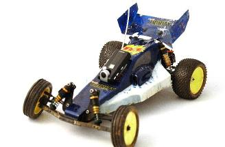 My RC off-road buggy came out of retirement for a special mission: to put the FlyCamOne V2 to an uber-rugged test. Will either of them survive?