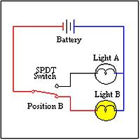 How can i wire my Radioshack SPST switch? - RC Groups