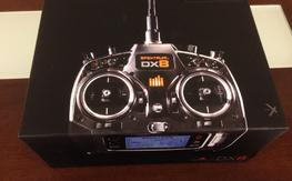 DX8 spektrum