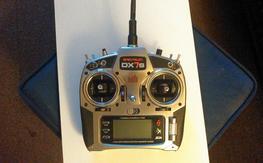Spektrum dx7s radio