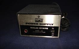 NPC 12 volt power supply