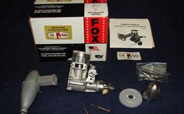 Fox .50 BBRC engine