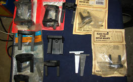 Engine Mounts - new and used