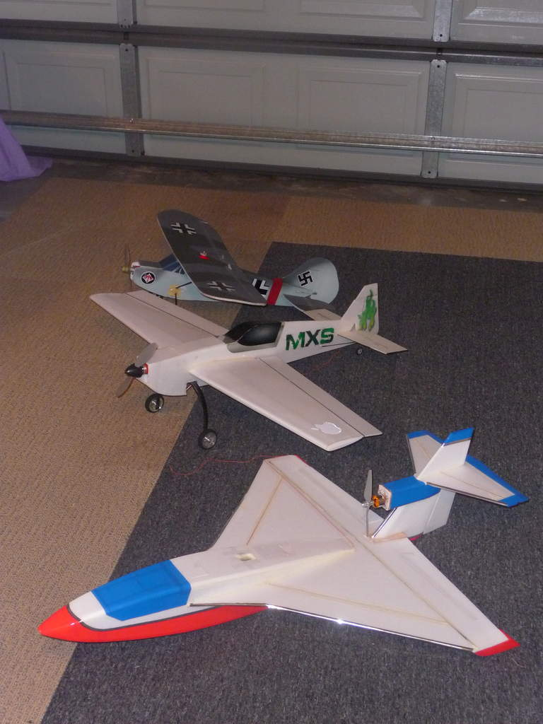 Polaris, MXS and Blu Cub2